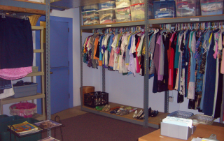 Women's Section Clothing Store