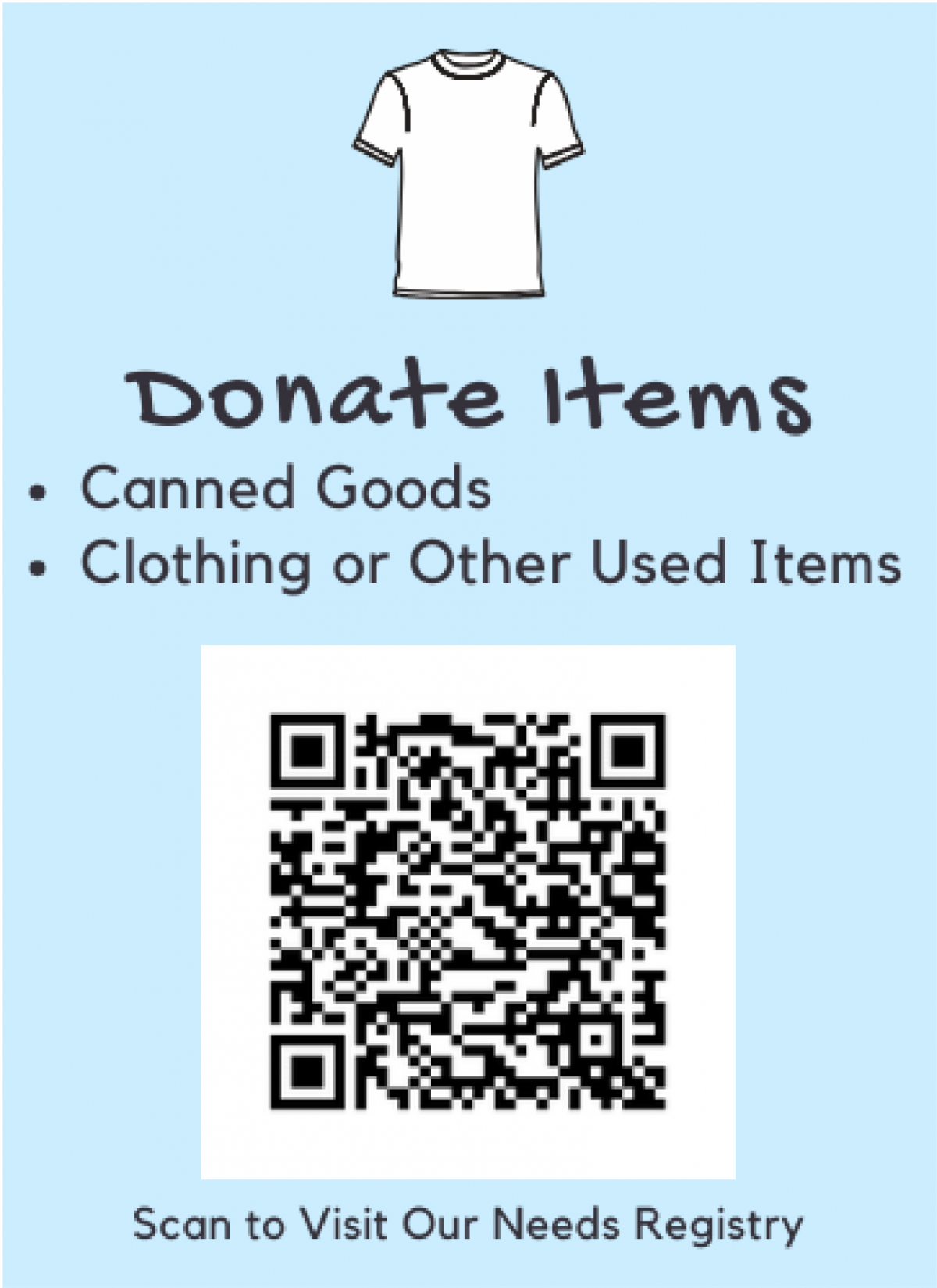 Donate Items like Clothing or Canned Goods to Help the Homeless on Oahu and Others Through River of Life Mission a Local Non-Profit Organization