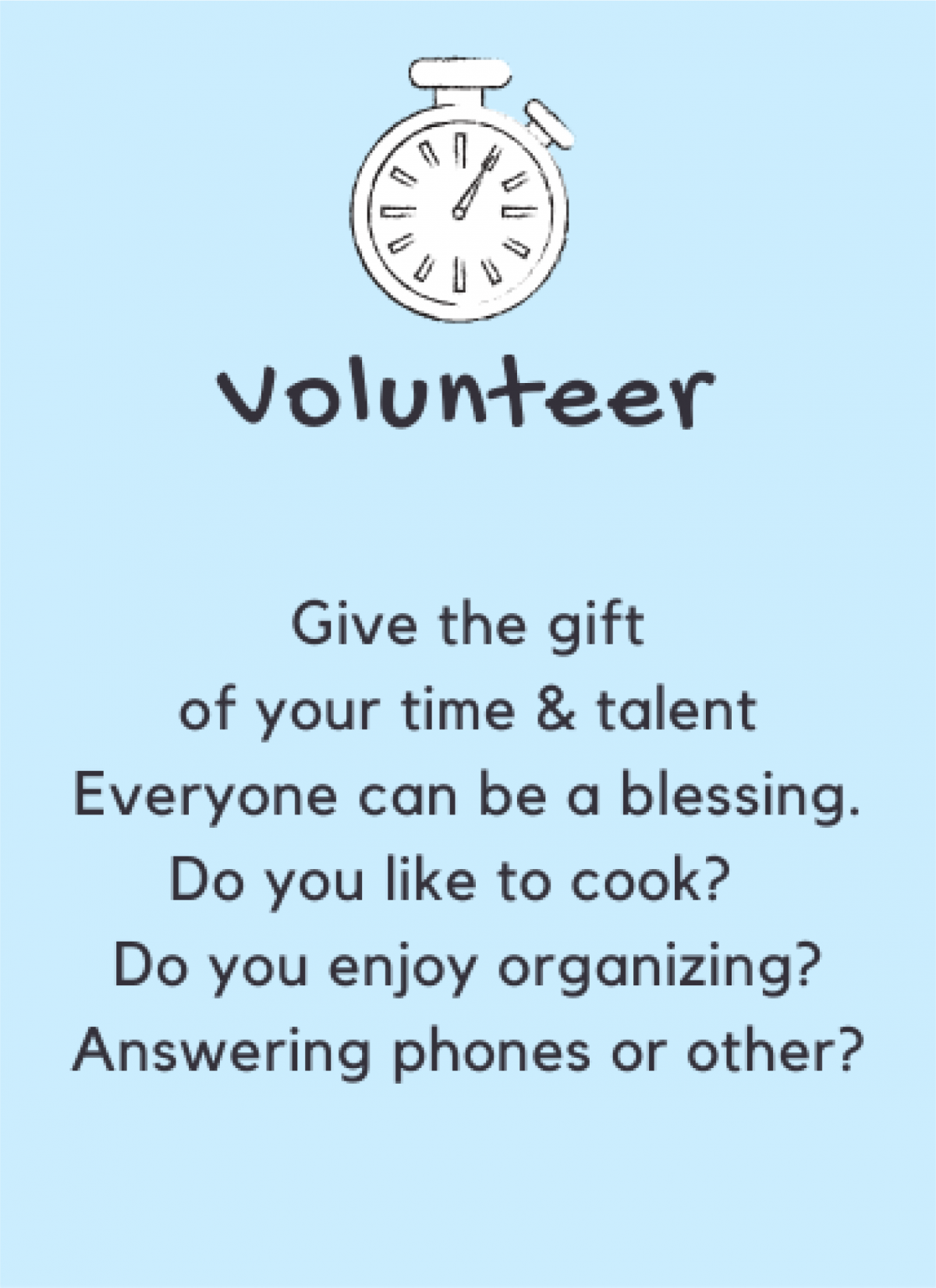 Volunteer your Time or Talents and Help Make an Impact in the Community with River of Life Mission a Non-Profit Organization in Honolulu. A soup kitchen plus much more! Come for a tour and learn about the main opportunities to volunteer including helping in the Mission's free store!